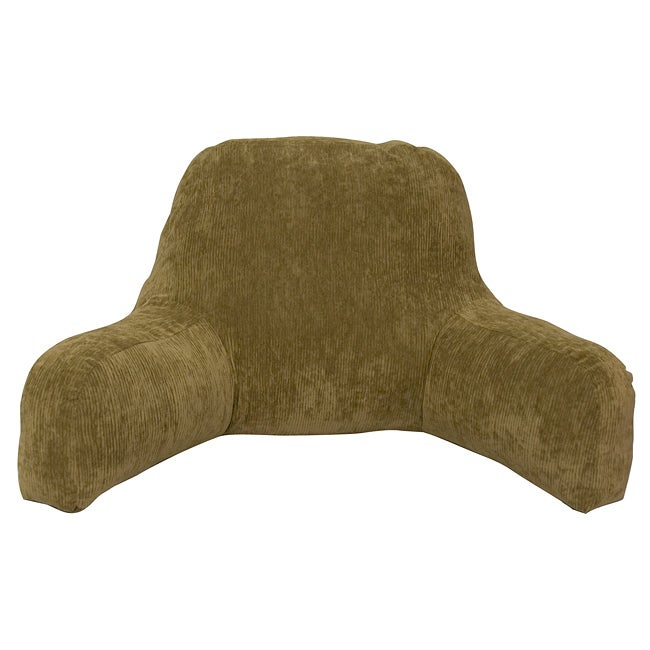 bed rest pillow buff 14351270 overstock com shopping