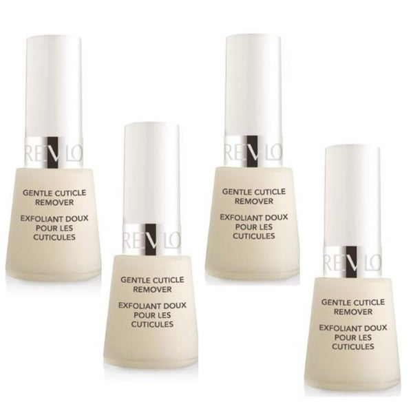 Pack of Four Revlon 0.5-ounce Gentle Cuticle Remover Lotion