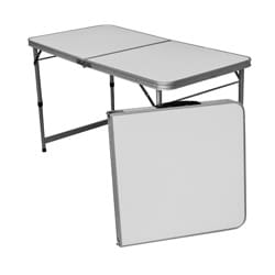 Slim Jim Aluminum Folding Table