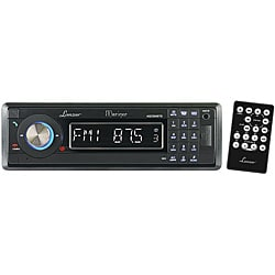 Lanzar Bluetooth Marine AM/FM CD/MP3/USB/SD Player