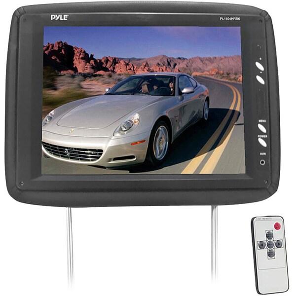 "Pyle PL1104HRBK 11.3"" Active Matrix TFT LCD Car Display - Black"