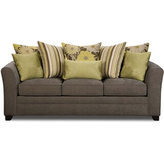 Beautyrest Avignon Charcoal Sofa