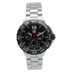 Tag Heuer Men's CAU1110.BA0858 Formula 1 Chronograph Watch
