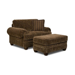 Beautyrest Lafayette Bronze Chair