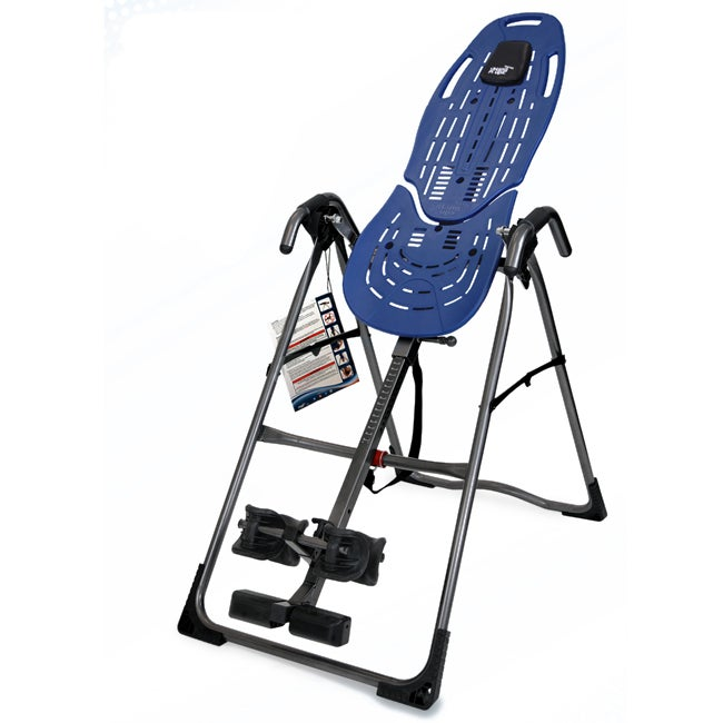 Teeter Hang Ups EP-560 Foldable Inversion Table with ComforTrak Bed at Sears.com