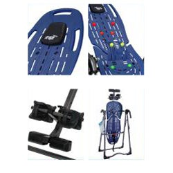 Teeter Hang Ups EP-560 Foldable Inversion Table with ComforTrak Bed