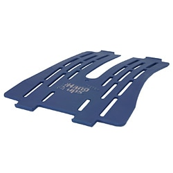 Blue Teeter Hang Ups Better Back Lumbar Bridge for the ComforTrak Bed