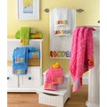 Alphabets ABC Jacquard 6-piece Towel Set
