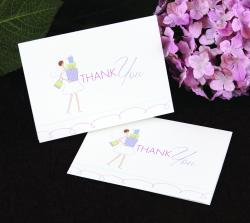 HBH Bridal Gifts Thank You Cards
