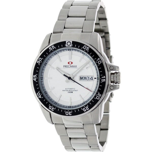 Precimax Men's Propel Automatic Stainless Steel Watch