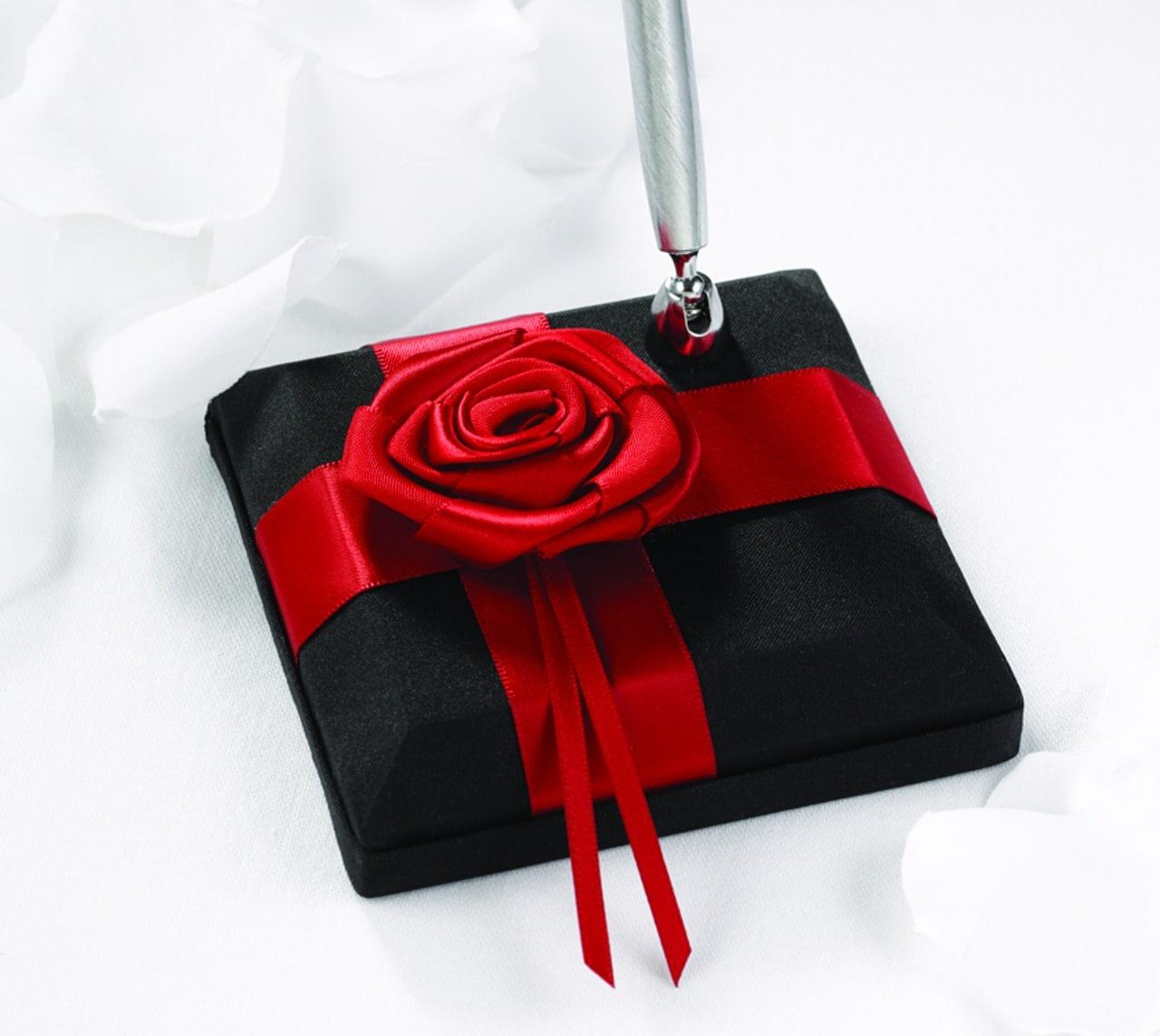 Midnight Rose Pen Set
