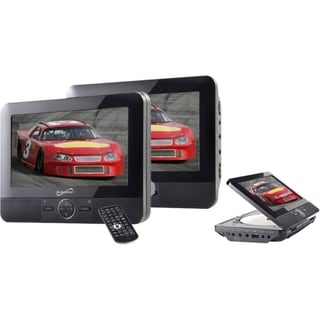 Supersonic SC-198 Car DVD Player - 7