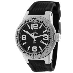 Swiss Precimax Men's Titan Silicone Watch