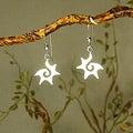 Jewelry by Dawn Starburst Sterling Silver Earrings