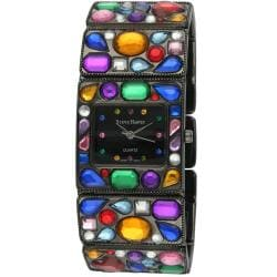 Steve Harvey Women's Multi-colored Bracelet Watch