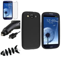 Case/ Protector/ Wrap/ Car Charger for Samsung Galaxy S III i9300