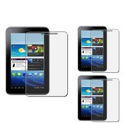 Anti-glare Screen Protector for Samsung Galaxy Tab 2 7.0/ P3100/ P3110 (Pack of 3)