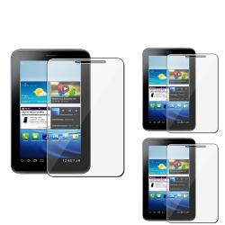 Screen Protector for Samsung Galaxy Tab 2 7.0/ P3100/ P3110 (Pack of 3)