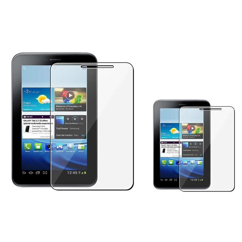 INSTEN Clear Screen Protector for Samsung Galaxy Tab 2 7.0/ P3100/ P3110 (Pack of 2)