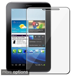 Screen Protector for Samsung Galaxy Tab 2 7.0/ P3100 (Pack of 2)
