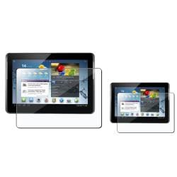 Screen Protector for Samsung Galaxy Tab 2 (Pack of 2)