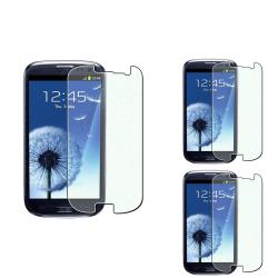 Diamond Screen Protector for Samsung Galaxy S III i9300 (Pack of 3)