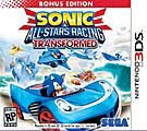 NinDS 3DS- Sonic & All-star Racing Transformed Bonus Edition