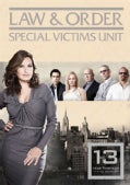 Law & Order: Special Victims Unit Season 13 (DVD)