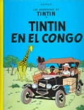 Tintin en el congo/ Tintin in the Jungle (Hardcover)