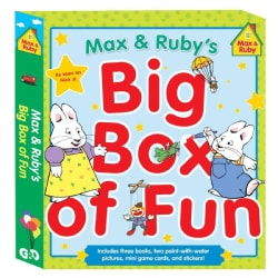 Max & Ruby's Big Box of Fun