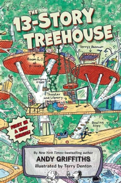 The 13-Story Treehouse (Hardcover)