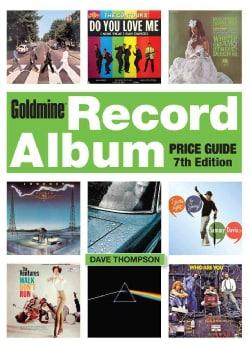 Goldmine Record Album Price Guide (Paperback)