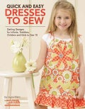 Quick and Easy Dresses to Sew (Paperback)