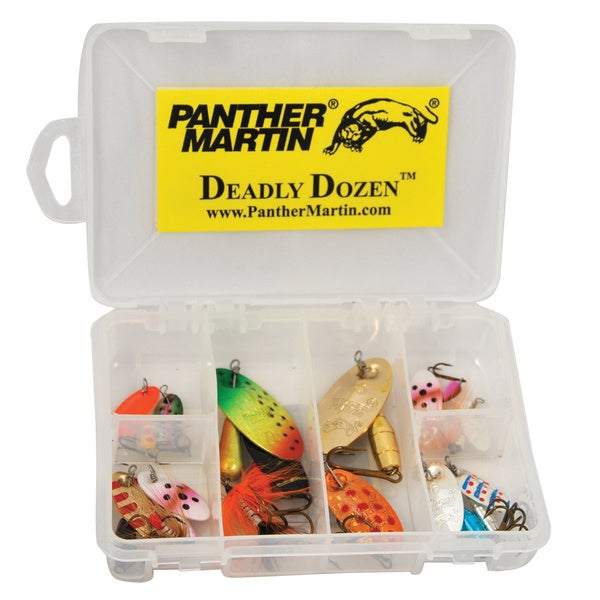 Panther Martin Deadly Dozen Kit 9258631