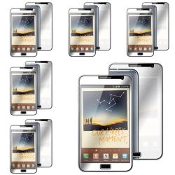 Mirror Screen Protector for Samsung Galaxy Note N7000 (Pack of 6)