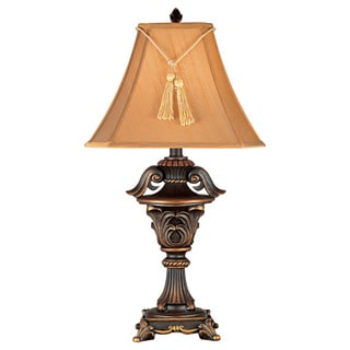 Coolidge 33-inch High With Metallic Bronze Finish Table Lamp