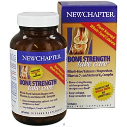 New Chapter Bone Strength Take Care (120 Tablets)