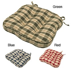 Boxed Chair Cushions (Set of 2)