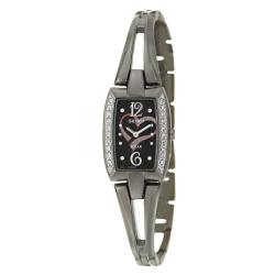 Seiko Women's 'Tressia' Stainless Steel Solar Powered Quartz Watch
