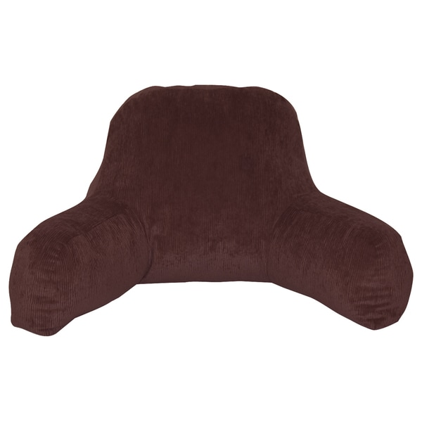Omaha Merlot Bed Rest Pillow