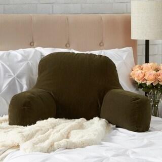 Omaha Merlot Bed Rest Pillow
