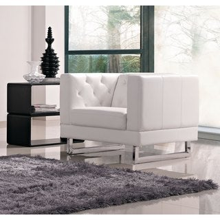 DG Casa White Allegro Chair