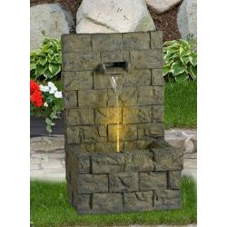 Bolden Outdoor Floor Fountain