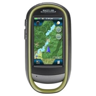 Magellan eXplorist 610 Handheld GPS Navigator - Portable