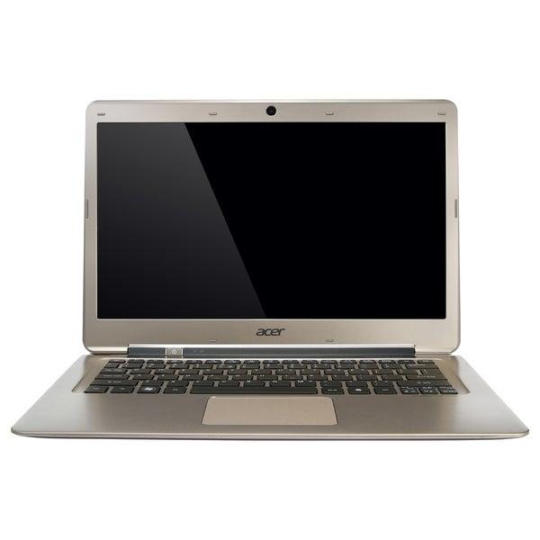 """Acer Aspire S3-391-73514G25add 13.3"""" LED Ultrabook - Intel Core i7 i7"""