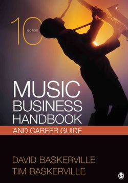 Music Business Handbook and Career Guide (Hardcover)