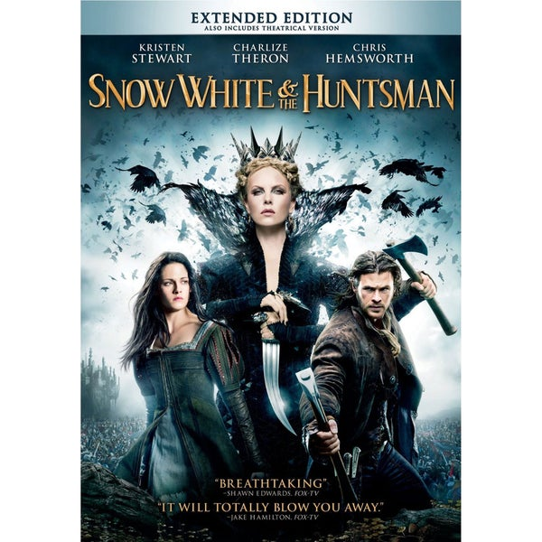 Snow White & The Huntsman (Extended Edition) (DVD) 9260567