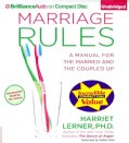 Marriage Rules: A Manual for the Married and the Coupled Up (CD-Audio)
