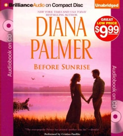 Before Sunrise (CD-Audio)