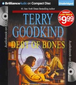 Debt of Bones (CD-Audio)